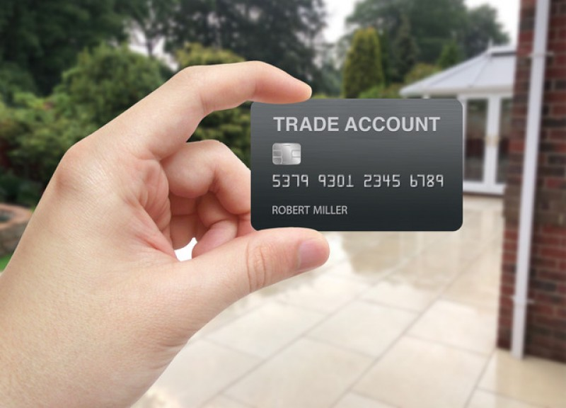 Become a Trade Account Member Today